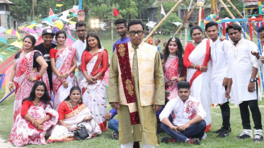 বৈশাখ মাতাতে এল সুব্রত সুমনের 'এলো রে বৈশাখ'