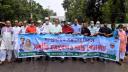 নবাবগঞ্জে সম্প্রীতি সমাবেশ ও শান্তি শোভাযাত্রা