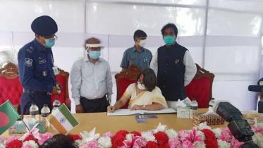 বাংলাদেশ-ভারত সম্পর্ক ঐতিহাসিক অবস্থানে রয়েছে: রীভা গাঙ্গুলি