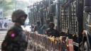 ইয়াঙ্গুনে সামরিক গাড়িবহরে বোমা হামলা
