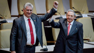 ক্যাস্ট্রো শাসনের অবসান, নতুন নেতা পেলো কিউবা