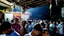 বালিয়াডাঙ্গা বাজারে ৬টি দোকান আগুনে পুড়ে ছাই