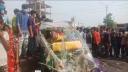 গাজীপুরে গাড়ী চাপায় অটোরিকশা আরোহী দুই জন নিহত