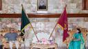 রাষ্ট্রপতির সঙ্গে ভারতের হাই কমিশনারের বিদায়ী সাক্ষাৎ