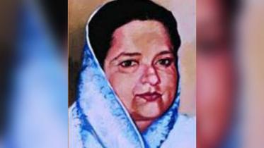 আজ বঙ্গমাতা ফজিলাতুন্নেছা মুজিবের ৯০তম জন্মবার্ষিকী