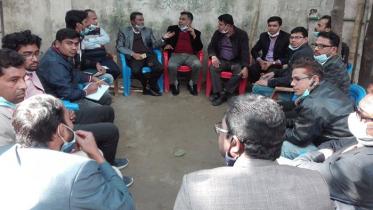 'বৃহত্তর যশোর সাংবাদিক ফোরাম, ঢাকা'র আহ্বায়ক কমিটি গঠন