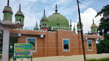 কালের সাক্ষী কুমিল্লার কাবিলার শাহী জামে মসজিদ