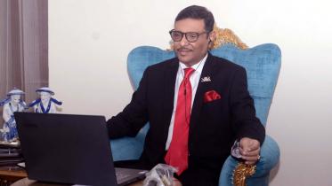 'বিএনপি নির্বাচন কমিশনকে বিতর্কিত করার অপপ্রয়াস চালাচ্ছে'