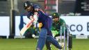 কোহলির ফিফটিতে ১৫১ রান করল ভারত