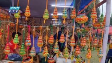 সোনারগাঁয়ে মাসব্যাপী লোকজ উৎসব (ভিডিও)