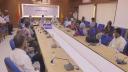 মৌলভীবাজারের নবাগত জেলা প্রশাসকের সঙ্গে সাংবাদিকদের মতবিনিময়