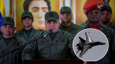 ভেনিজুয়েলার আকাশসীমা লংঘন করেছে মার্কিন সামরিক বিমান