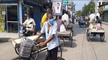মোংলায় কঠোর বিধিনিষেধ আরও ৭ দিন