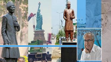 ভাস্কর্য : পাকিস্তান, সৌদি আরব ও বাংলাদেশ