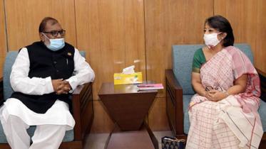 ভারতীয় শহীদদের স্মরণে স্মৃতিস্তম্ভ নির্মাণ করছে বাংলাদেশ