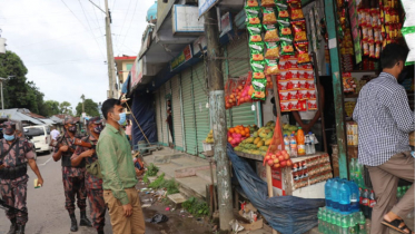 নোয়াখালীতে লকডাউন অমান্য করায় ১৫৭ জনকে জরিমানা