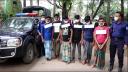 নোয়াখালীর একলাশপুরে কিশোর গ্যাংয়ের ৭ সদস্য আটক