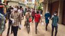 নোয়াখালীতে ছাত্রলীগের উদ্যোগে মাস্ক বিতরণ