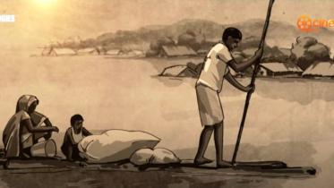 অক্টোবরে মুক্তি পাচ্ছে পদ্মাপুরাণ, টিজার প্রকাশ