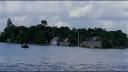 রাজবাড়ীতে পদ্মার পানি বিপদ সীমার উপরে প্রবাহিত