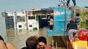 পাটুরিয়ায় যানবাহনসহ ডুবে গেলো রো রো ফেরি
