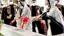 বনানীতে ১৫ আগস্টের শহীদদের প্রতি প্রধানমন্ত্রীর শ্রদ্ধা