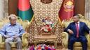 রাষ্ট্রপতির সঙ্গে লিবিয়ায় নিযুক্ত রাষ্ট্রদূতের সাক্ষাৎ