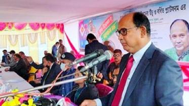 রেলের উন্নয়নকে ত্বরান্বিত করেছে সরকার: রেলমন্ত্রী