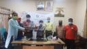 ব্রাহ্মণবাড়িয়া রেড ক্রিসেন্টের স্বাস্থ্য সুরক্ষা সামগ্রী প্রদান