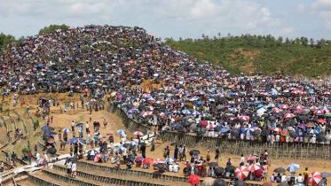 মিয়ানমার রোহিঙ্গাদের দ্রুত প্রত্যাবাসনে অঙ্গীকারবদ্ধ: কাইয়া টিন