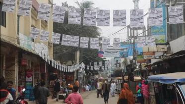 রাত পোহালেই বাঞ্ছারামপুর পৌরসভা নির্বাচন