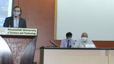 আহ্ছানউল্লা বিশ্ববিদ্যালয়ের ভিসি ও ব্রিটিশ কাউন্সিলের কান্ট্রি ডিরেক্টরের সাক্ষাৎ