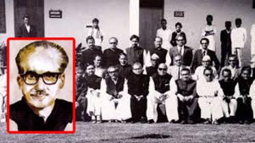 বঙ্গবন্ধুর বাল্য বন্ধু শামসুদ্দীন মোল্লার মৃত্যুবার্ষিকী আজ