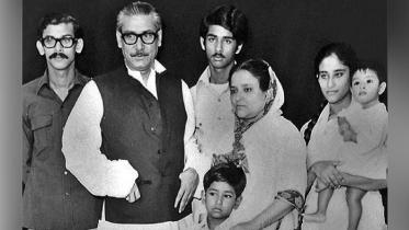শহীদ শেখ কামাল : বঙ্গবন্ধু ও শেখ হাসিনার স্মৃতিতে
