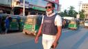 'আরেকটু হলেই চাকার নিচে যেতাম'