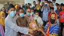 সিরাজগঞ্জে দুর্গাপূজা উপলক্ষে প্রধানমন্ত্রীর শারদ উপহার
