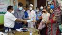 সিরাজগঞ্জে বয়স্ক,বিধবা ও প্রতিবন্ধীদের মাঝে ভাতা বই বিতরণ