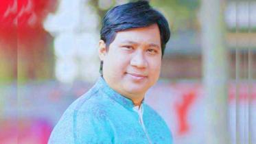 বিরিশিরি কালচারাল একাডেমির পরিচালক সুজন হাজং