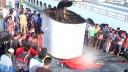 ঢাকা-বরিশাল রুটে লঞ্চের ছাদে যুবককে কুপিয়ে হত্যা