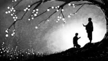 মধুর তামাশায় ছাত্র-শিক্ষক
