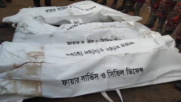 কুতুপালং বাজারে অগ্নিকাণ্ডে ৩ রোহিঙ্গা নিহত