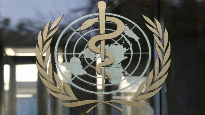 বিশ্ব স্বাস্থ্য সংস্থা'র  (ডব্লিউএইচও) প্রতীক