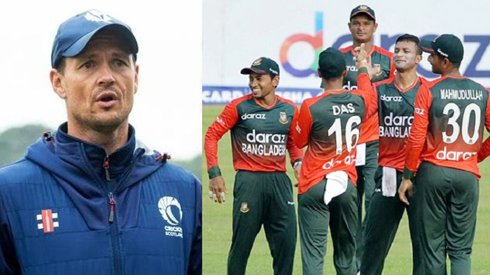ICC doesn't think Bangladesh is 'oppressed', Scotland says 'ordinary'
