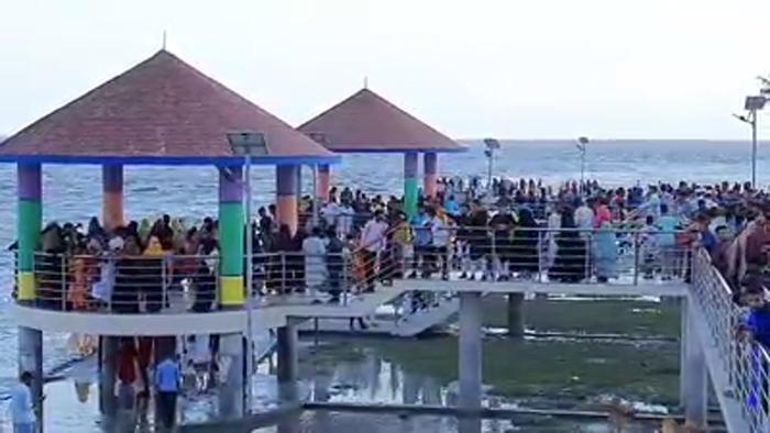 লোকারণ্য বেতুয়া পর্যটন স্পট