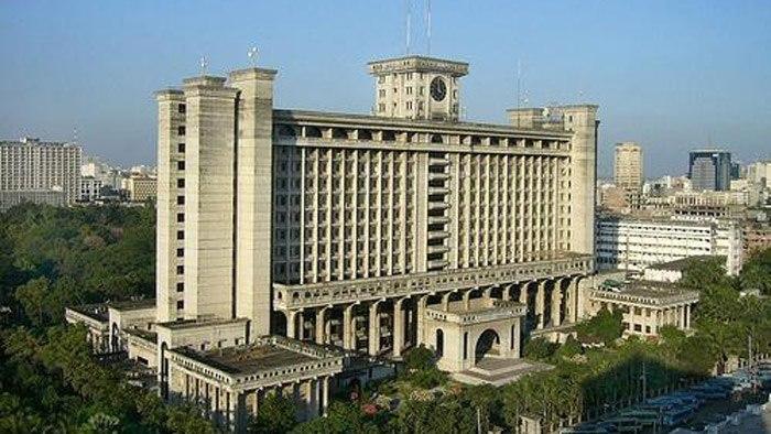 ঢাকা দক্ষিণ সিটি করপোরেশ'র নগর ভবন- সংগৃহীত