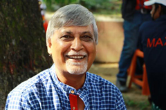 বাংলাদেশ তো আমারই দেশ : জহর সেনমজুমদার